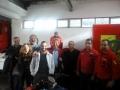 progetto di protezione civile finanziato dal GAC OESTE in collaborazione con i pompieri di Nazarè