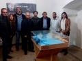 visita al museo del faro di Nazarè