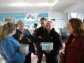 visita didattica presso un'azienda che ha attuato un progetto innovativo finanziato dal GAC